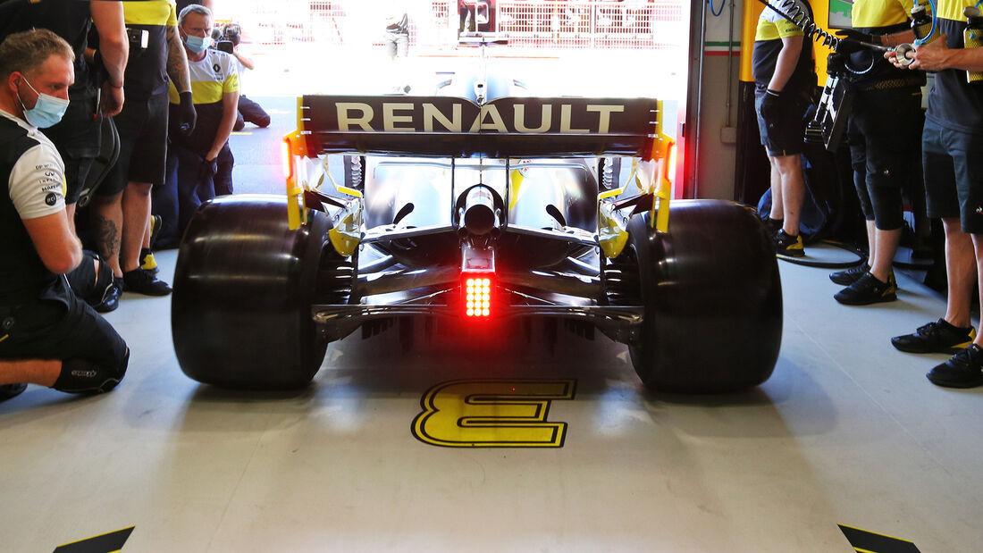 Daniel Ricciardo - Renault - F1 - 2020