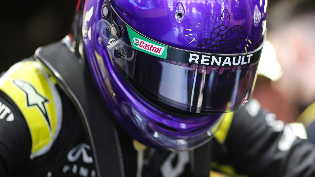 Daniel Ricciardo - Renault - F1-Test - Barcelona - 19. Februar 2020