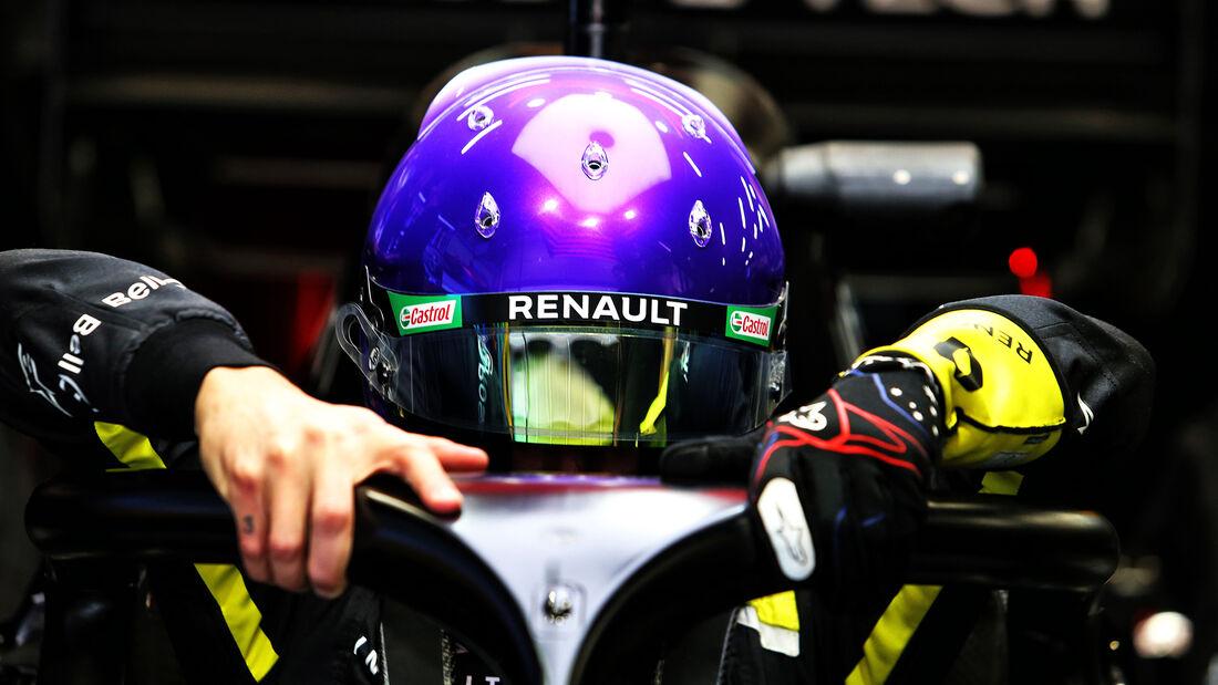 Daniel Ricciardo - Renault - F1-Test - Barcelona - 21. Februar 2020