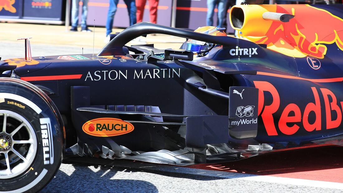Daniel Ricciardo - Renault - F1-Test - Barcelona - 26. Februar 2020