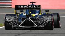 Daniel Ricciardo - Renault - Formel 1 - GP 70 Jahre F1 - England - Silverstone - 7. August 2020