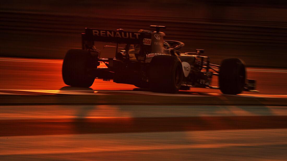 Daniel Ricciardo - Renault - Formel 1 - GP Abu Dhabi - Freitag - 11.12.2020