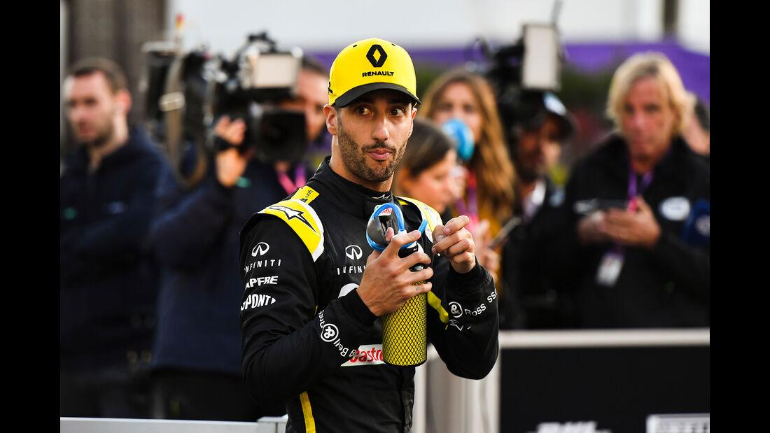 Daniel Ricciardo - Renault - Formel 1 - GP Aserbaidschan - 27. April 2019