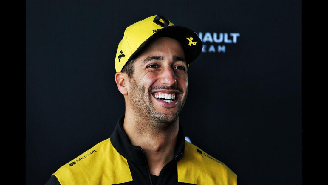 Daniel Ricciardo - Renault - Formel 1 - GP Australien - Melbourne - 13. März 2019
