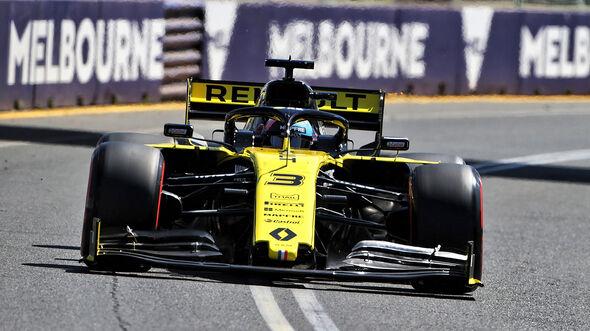 Daniel Ricciardo - Renault - Formel 1 - GP Australien - Melbourne - 15. März 2019
