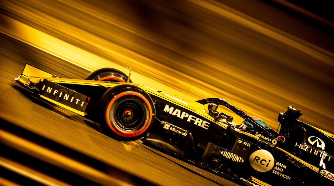 Daniel Ricciardo - Renault - Formel 1 - GP Bahrain - 30. März 2019