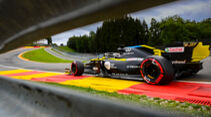 Daniel Ricciardo - Renault - Formel 1 - GP Belgien - Spa-Francorchamps - 28. August 2020