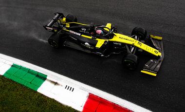 Daniel Ricciardo - Renault - Formel 1 - GP Italien - Monza - 6. September 2019