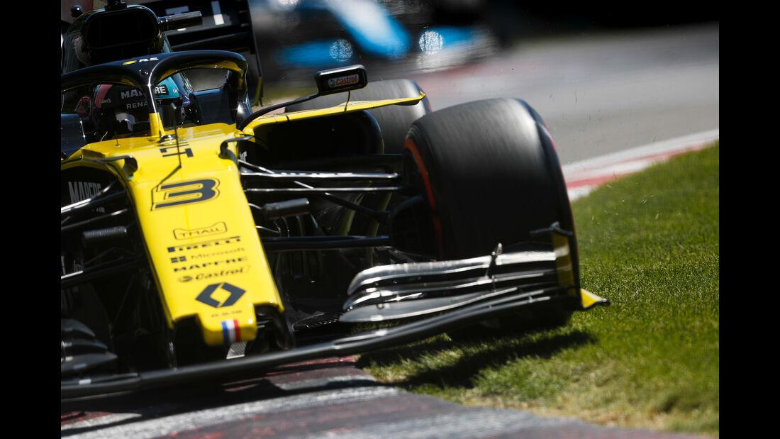 Daniel Ricciardo - Renault - Formel 1 - GP Kanada - Montreal - 8. Juni 2019