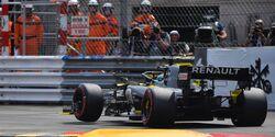Daniel Ricciardo - Renault - Formel 1 - GP Monaco - 25. Mai 2019
