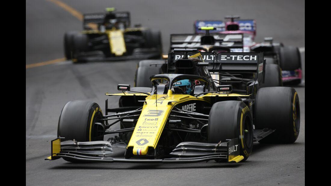Daniel Ricciardo - Renault - Formel 1 - GP Monaco - 26. Mai 2019