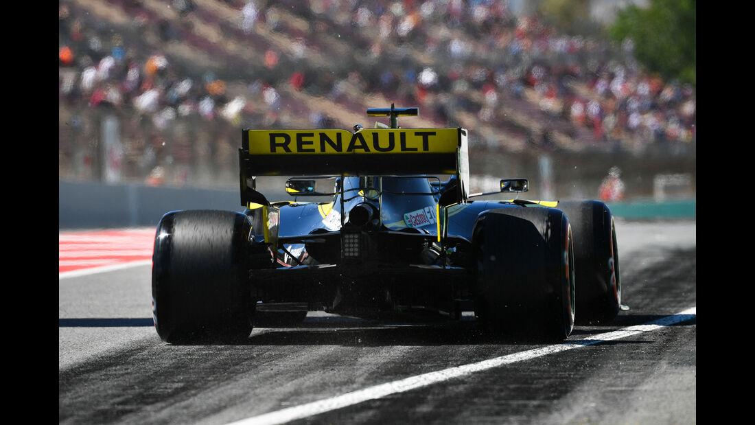 Daniel Ricciardo - Renault - Formel 1 - GP Spanien - Barcelona - 10. Mai 2019