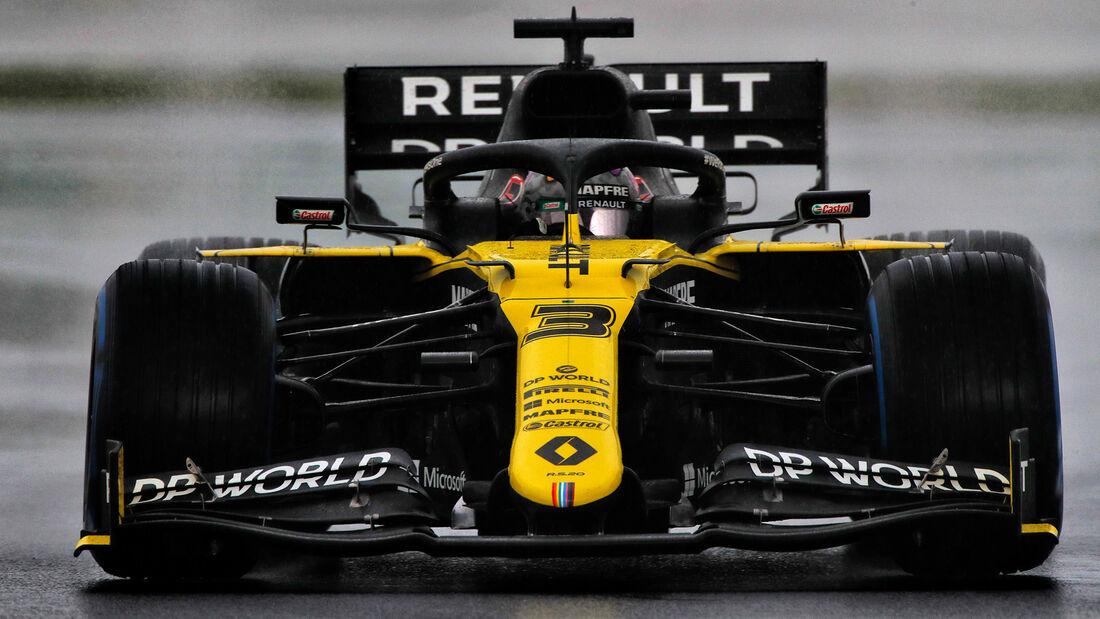 Daniel Ricciardo - Renault - Formel 1 - GP Türkei - Istanbul - Samstag - 14.11.2020