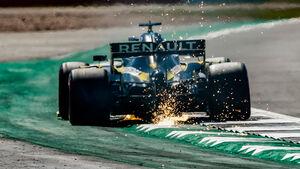 Daniel Ricciardo - Renault - GP 70 Jahre F1 - Silverstone