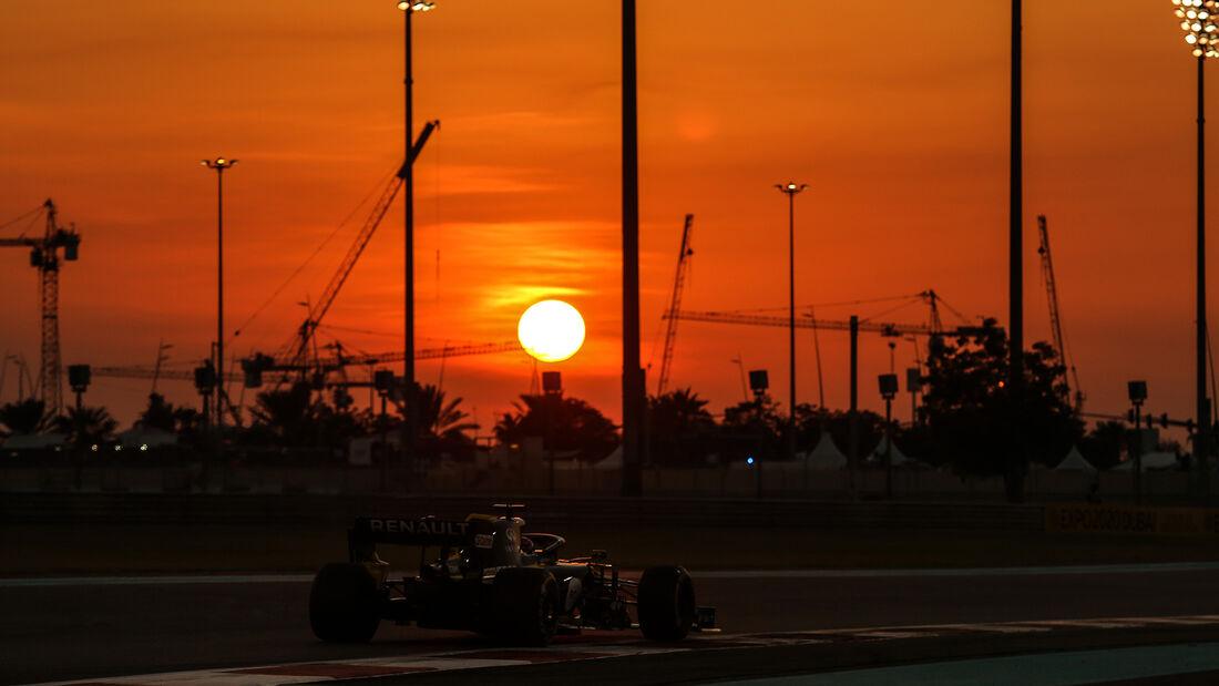 Daniel Ricciardo - Renault - GP Abu Dhabi - Formel 1 - Freitag - 29.11.2019
