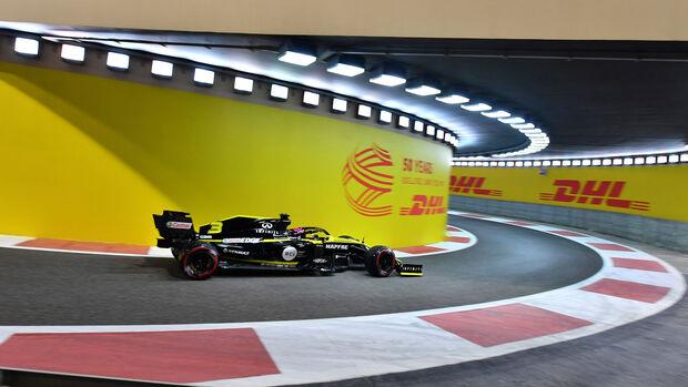 Daniel Ricciardo - Renault - GP Abu Dhabi - Formel 1 - Samtag - 30.11.2019