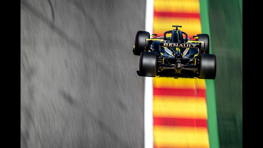 Daniel Ricciardo - Renault - GP Belgien - Spa-Francorchamps - Formel 1 - Samstag - 31.8.2019