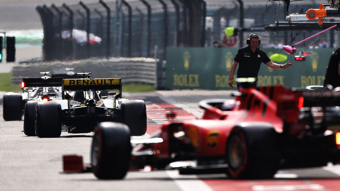Daniel Ricciardo - Renault - GP China 2019 - Qualifying