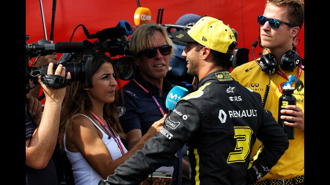 Daniel Ricciardo - Renault - GP Deutschland 2019 - Hockenheim - Qualifying