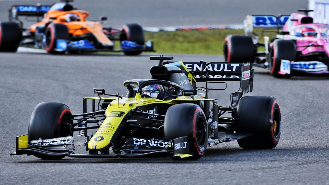 Daniel Ricciardo - Renault - GP Eifel 2020 - Nürburgring