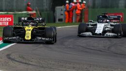 Daniel Ricciardo - Renault - GP Emilia-Romagna 2020 - Imola