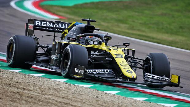 Daniel Ricciardo - Renault - GP Emilia Romagna 2020 - Imola