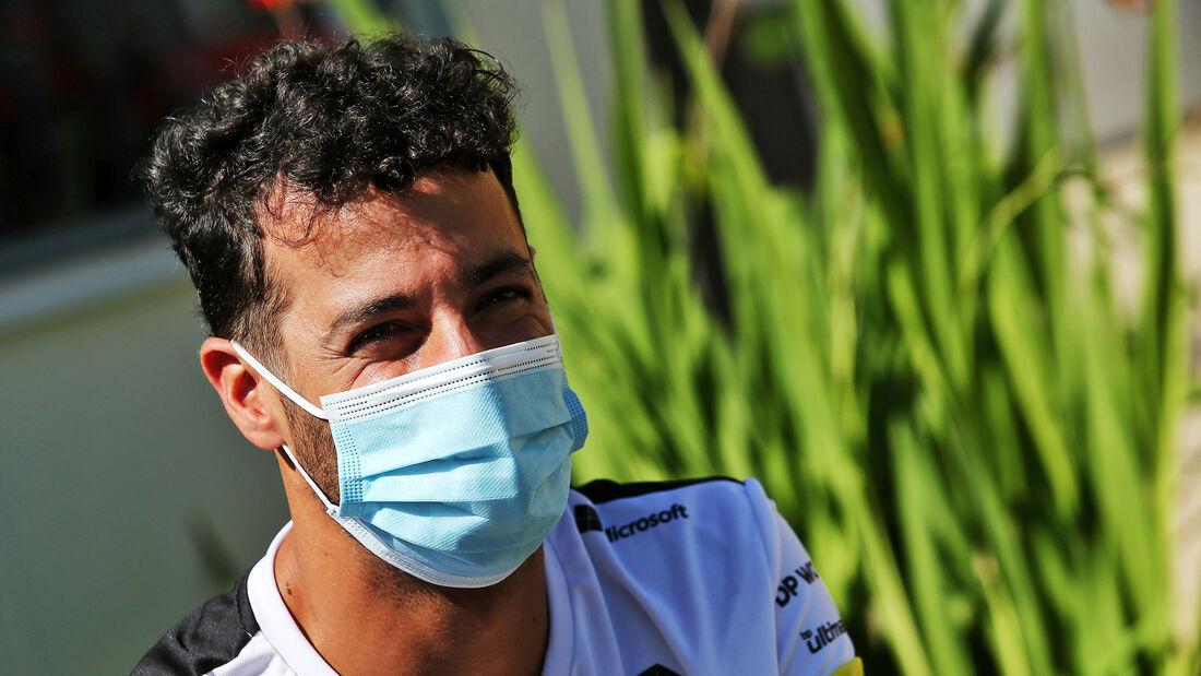 Daniel Ricciardo - Renault - GP England  - Silverstone - 30. Juli 2020