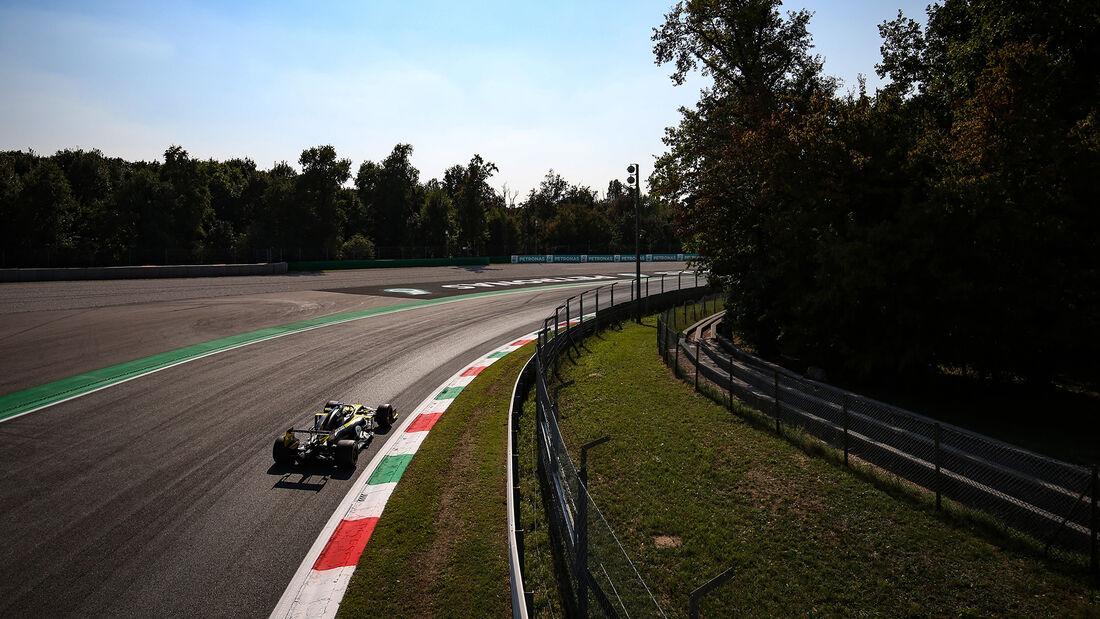 Daniel Ricciardo - Renault - GP Italien 2020 - Monza