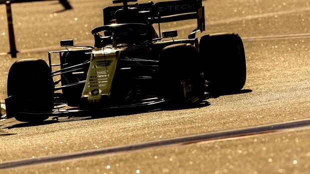 Daniel Ricciardo - Renault - GP Russland 2019 - Sotschi - Qualifying
