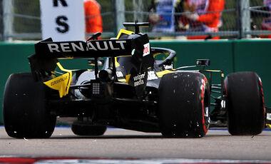 Daniel Ricciardo - Renault - GP Russland 2019 - Sotschi