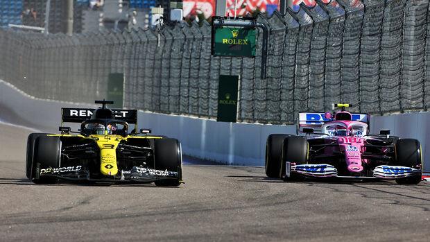 Daniel Ricciardo - Renault - GP Russland - Sotschi - Formel 1 - 2020