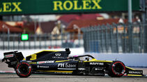 Daniel Ricciardo - Renault - GP Russland - Sotschi - Formel 1 - Freitag - 27.9.2019