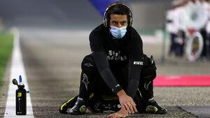 Daniel Ricciardo - Renault - GP Sakhir 2020 - Bahrain