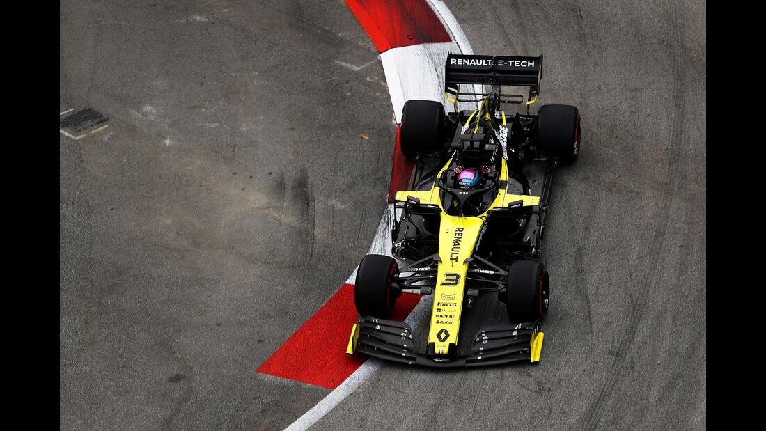 Daniel Ricciardo - Renault - GP Singapur - Formel 1 - Freitag - 20.9.2019