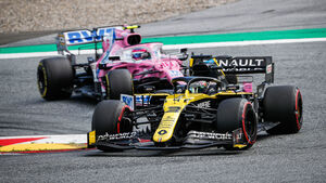 Daniel Ricciardo - Renault - GP Steiermark 2020 - Spielberg