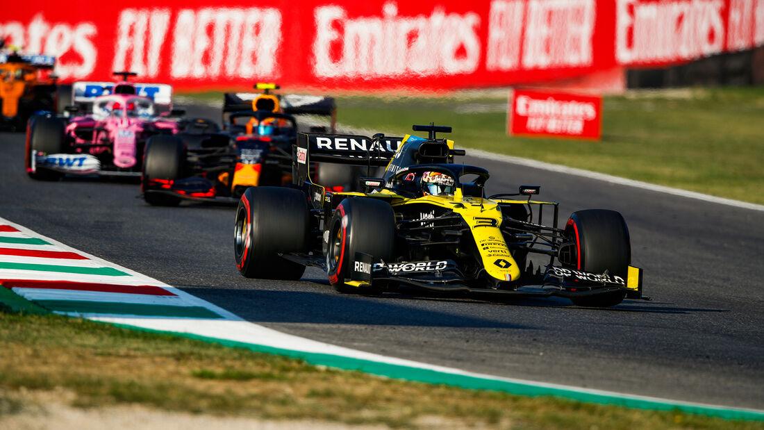 Daniel Ricciardo - Renault - GP Toskana 2020 - Mugello