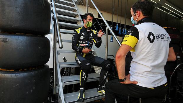 Daniel Ricciardo - Renault - GP Toskana - Mugello - Formel 1 - 11. September 2020