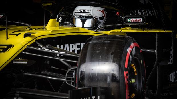 Daniel Ricciardo - Renault - GP USA 2019 - Austin - Rennen