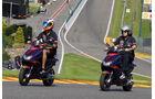 Daniel Ricciardo - Toro Rosso - Formel 1 - GP Belgien - Spa-Francorchamps - 22. August 2013