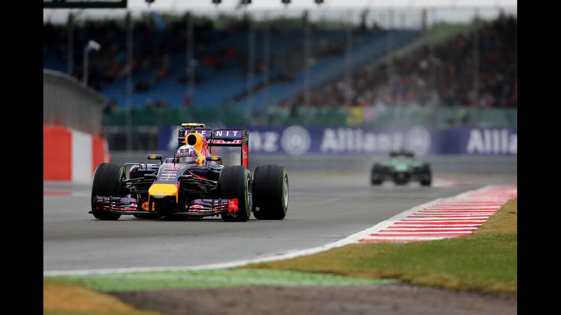 Daniel Ricciardo - Toro Rosso - Formel 1 - GP England - Silverstone - 5. Juli 2014