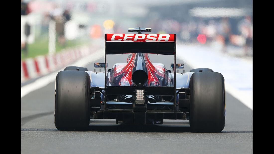 Daniel Ricciardo - Toro Rosso - Formel 1 - GP Indien - 25. Oktober 2013