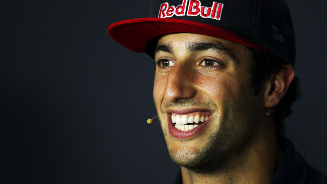 Daniel Ricciardo - Toro Rosso - Formel 1 - GP Italien - Monza - 5. September 2013