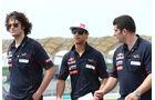 Daniel Ricciardo - Toro Rosso - Formel 1 - GP Malaysia - 21. März 2013