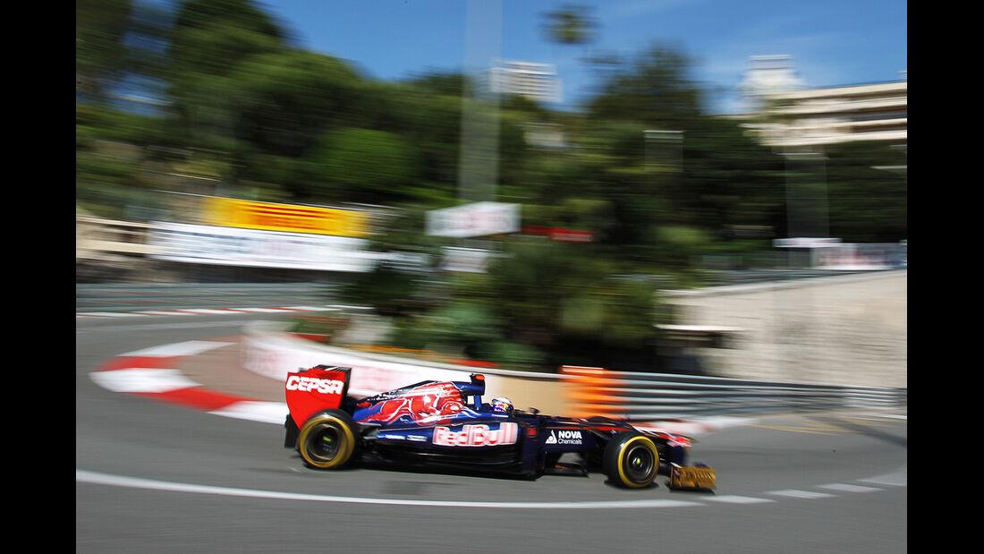 Daniel Ricciardo - Toro Rosso - Formel 1 - GP Monaco - 24. Mai 2012