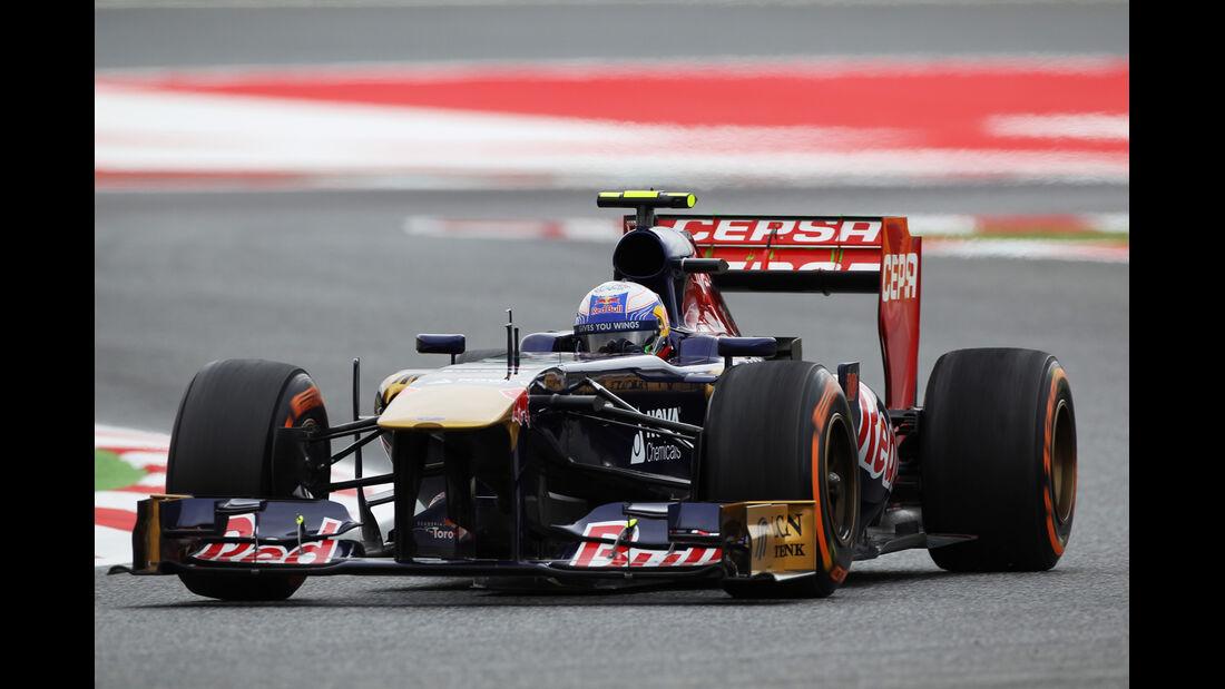 Daniel Ricciardo - Toro Rosso - Formel 1 - GP Spanien - 10. Mai 2013