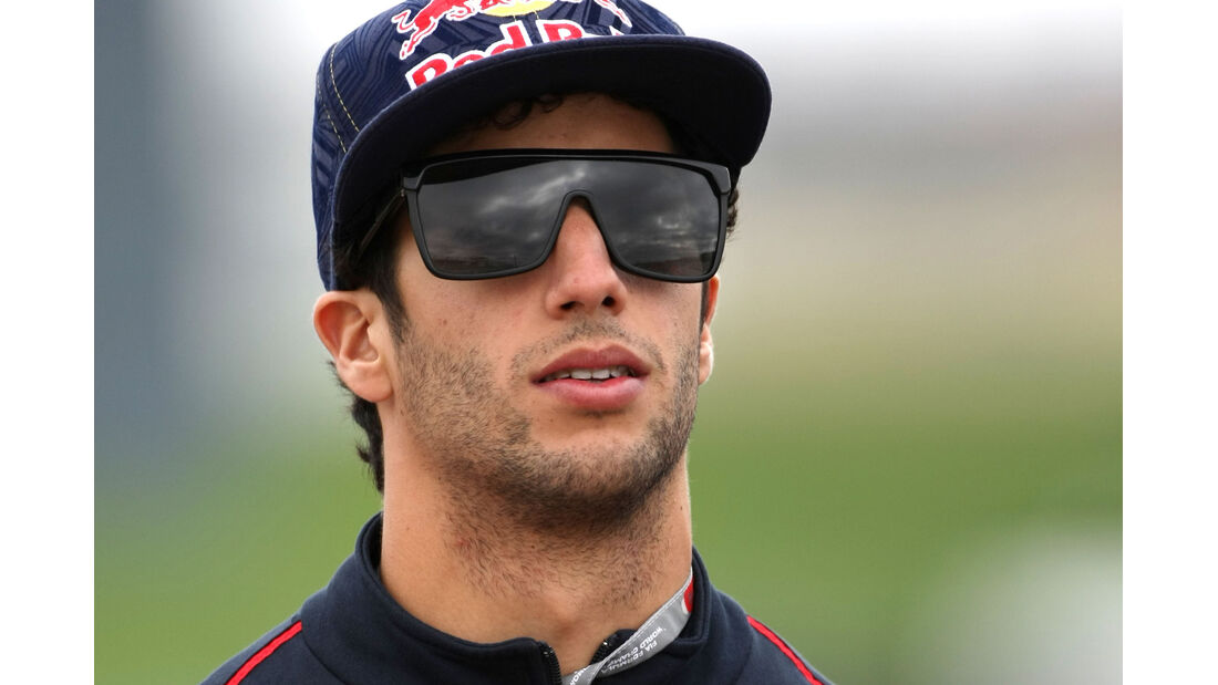 Daniel Ricciardo - Toro Rosso - Formel 1 - GP USA - Austin - 15. November 2012