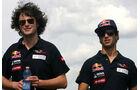 Daniel Ricciardo Toro Rosso GP Australien 2012
