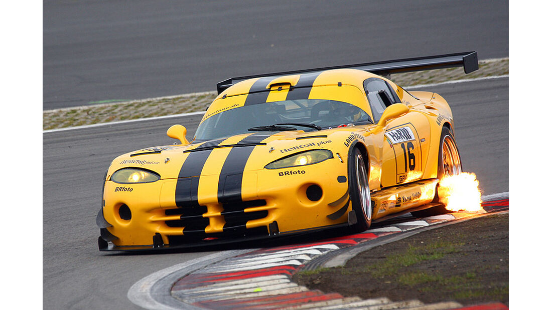 Daniel Schrey, Chrysler Viper GTS-R