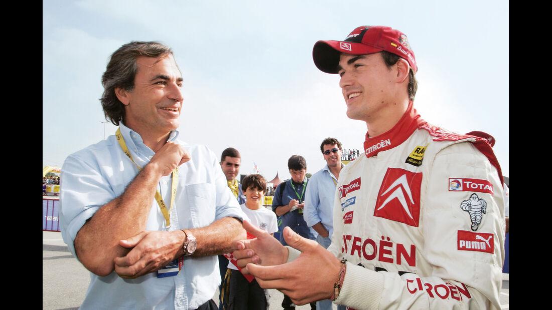Daniel Sordo, Carlos Sainz