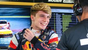 Daniel Ticktum - Formel 3 2018